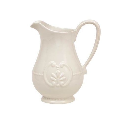 Isabella Pitcher Pure White