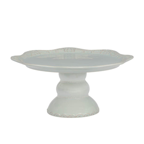 Isabella Cake Stand Ice Blue