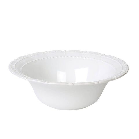Historia Serving Bowl Paperwhite