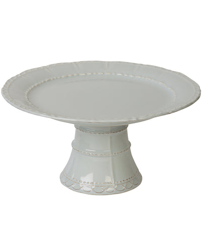 Historia Cake Stand Barely Blue