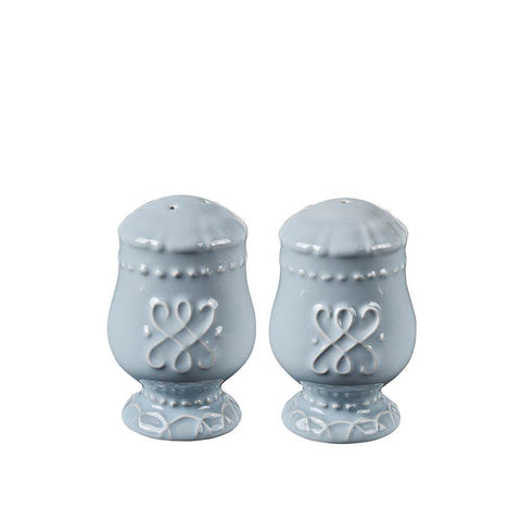 Historia Salt & Pepper Set Blue Cashmere