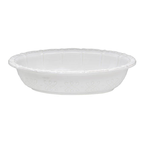 Historia Small Serving Bowl Paperwhite