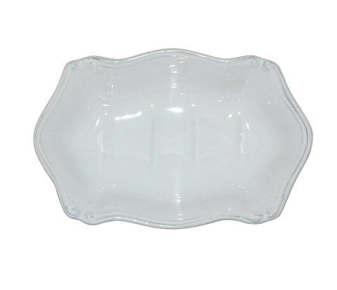 Royale Bath Soap Dish White