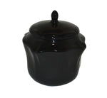 Royale Bath Cotton Box Black