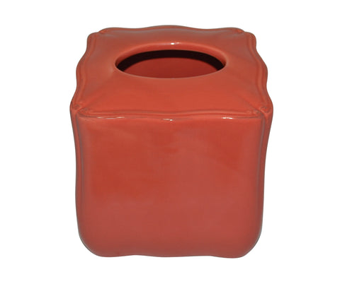 Royale Bath Tissue Holder Persimmon