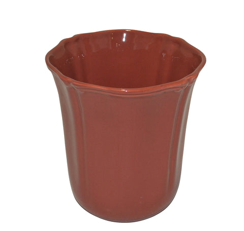 Royale Bath Waste Basket Paprika