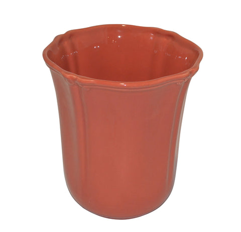 Royale Bath Waste Basket Persimmon