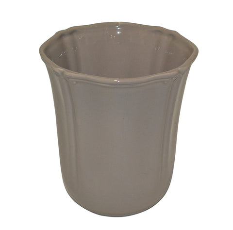 Royale Bath Waste Basket Taupe