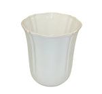 Royale Bath Waste Basket White