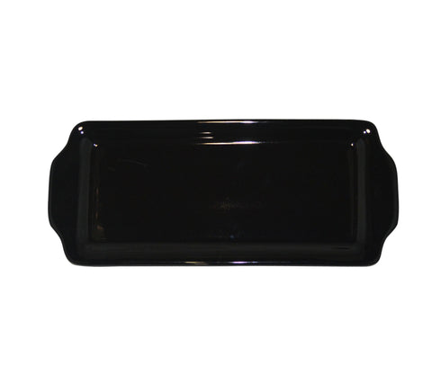 Royale Bath Vanity Tray Black