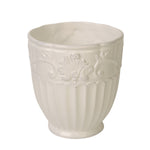Ana Waste Basket White