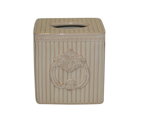 Crista Tissue Holder Taupe