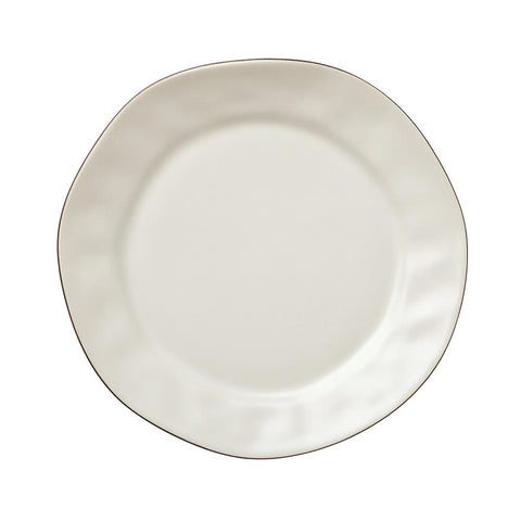 Cantaria Salad Plate Matte White
