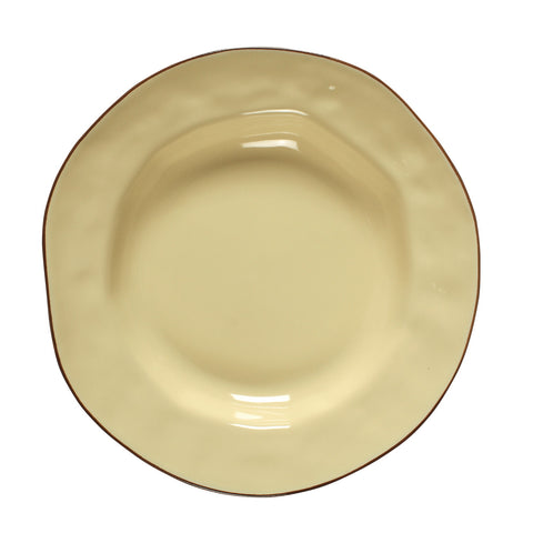 Cantaria Pasta Bowl / Rim Soup Almost Yellow