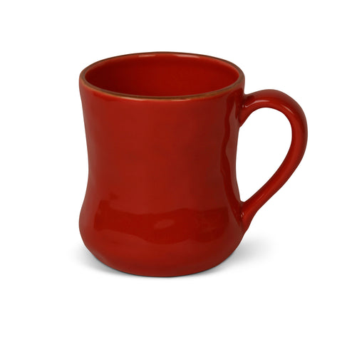 Cantaria Mug Poppy Red