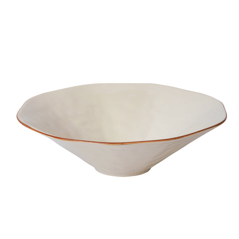 Cantaria Centerpiece Bowl Ivory