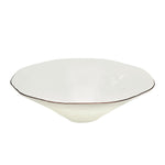 Cantaria Centerpiece Bowl Matte White