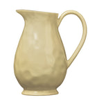 Cantaria Pitcher Almost Yellow