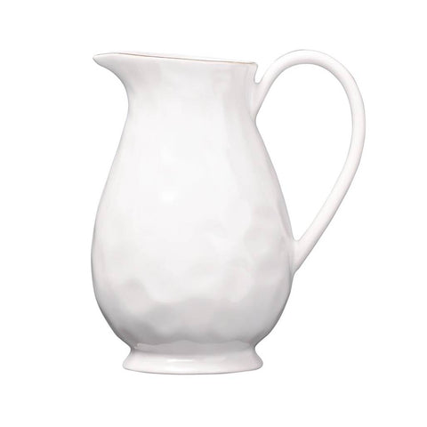 Cantaria Pitcher Sheer White