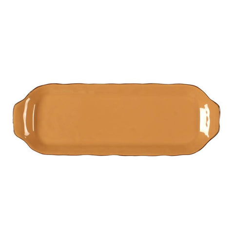 Cantaria Rectangular Tray Golden Honey
