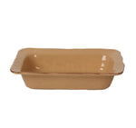 Cantaria Medium Rectangular Baker Caramel