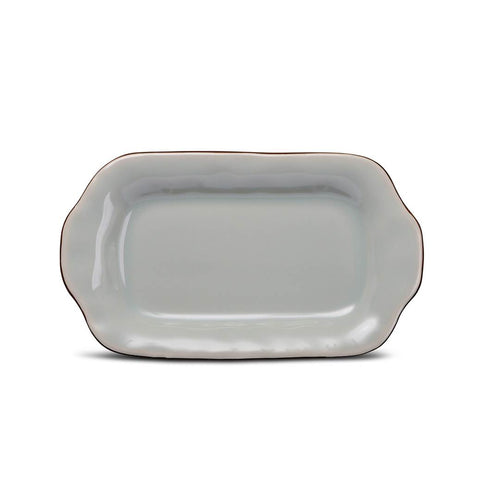 Cantaria Butter/Sauce Server Tray Sheer Blue