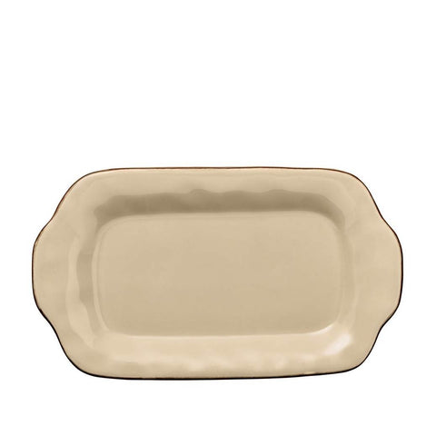 Cantaria Butter/Sauce Server Tray Sand