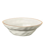 Cantaria Small Serving Bowl Matte White