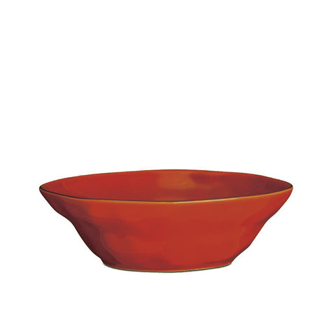 Cantaria Small Serving Bowl Persimmon