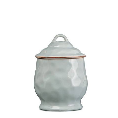 Cantaria Small Canister Sheer Blue