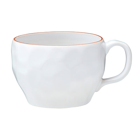 Cantaria Breakfast Cup White