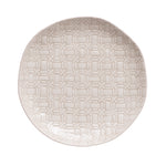 Cantaria Basket Weave Salad Set Sand