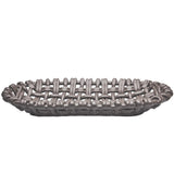 Oval Basket Charcoal