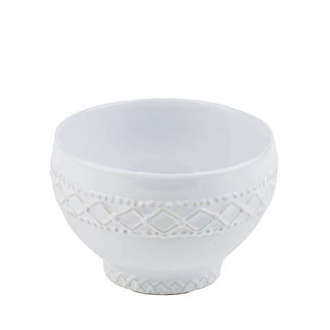 Alegria Cereal Bowl Simply White