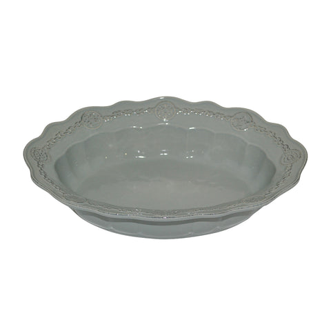 Villa Beleza Serving Bowl Slate