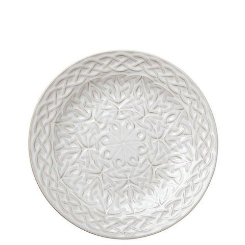 Eternity Embossed Salad Plate