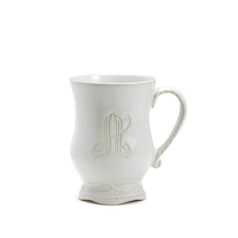 Legado Engraved Mug - White