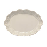 Legado Small Oval Platter - Pebble