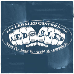 greasy-dozen-sponsor-led-sled-customs