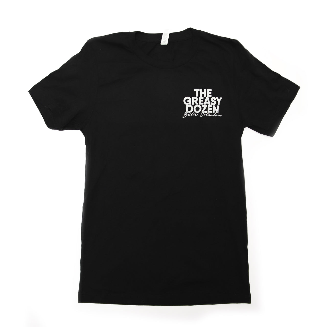 Builder Collective Tee - Black