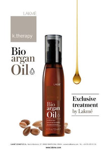Lakme k.therapy Bio Argan Oil - SimplyBeauty.ph, Manila Philippines