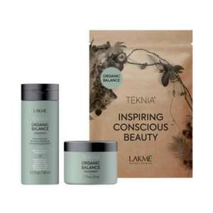 Lakme Teknia Organic Balance Travel Kit