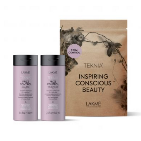 Lakme Teknia Frizz Control Travel Kit