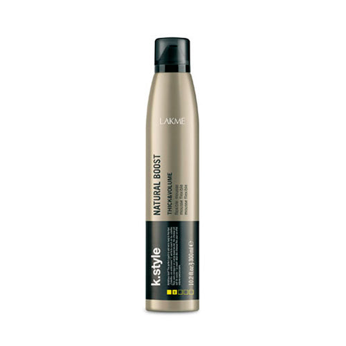 Lakme k.style Natural Boost Flexible Mousse - SimplyBeauty.ph, Manila Philippines