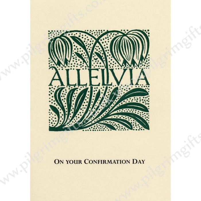 Confirmation Day Greetings Card