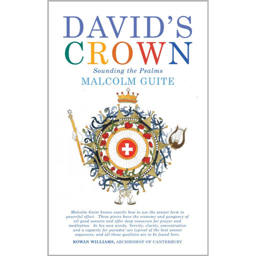 Christian Poetry Books, David's Crown Sounding the Psalms, by Malcolm Guite