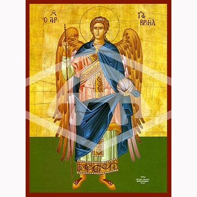Gabriel the Archangel Icon