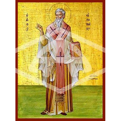 Irenaeus, Bishop of Lougdounon (Lyon) Icon