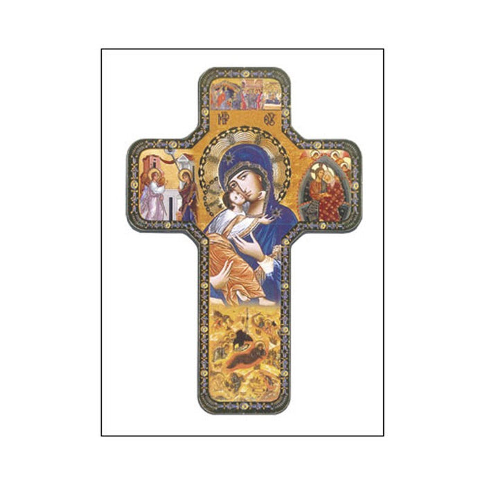 Our Lady of Perpetual Help  Cross