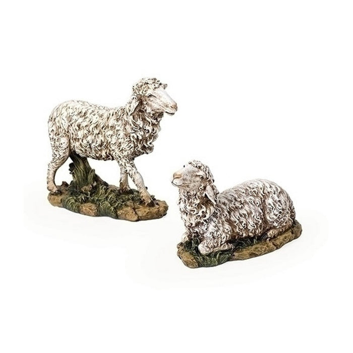 Nativity Sheep 14.5 Inches High